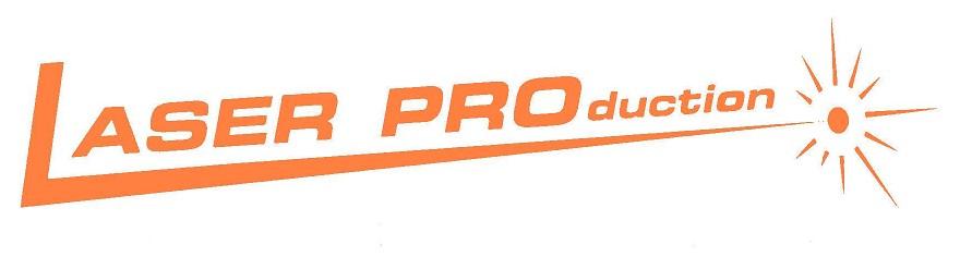 logo laser production